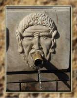 Fontana Verne:particolare.  - Montagnareale (2526 clic)