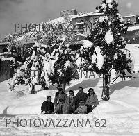 Archivio Vazzana. Montagnareale,la nevicata del 1962  - Montagnareale (6144 clic)