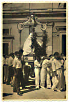Processone M.S.S.D.Grazie  - Montagnareale (3281 clic)