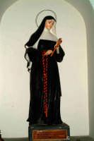 S.Rita:scultore Trovato Matteo di Barcellona P.G. Chiesa Madre di Montagnareale-ME. MONTAGNAREALE P