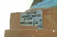 S.Rita:scultore Trovato Matteo di Barcellona P.G. Chiesa Madre Di Montagnareale-ME.  - Montagnareale (4564 clic)
