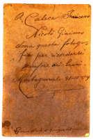 Nicolò Giaimo:dedica.  - Montagnareale (3754 clic)
