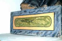 L'Addolorata:scultore Trovato Matteo di Barcellona P.G. Chiesa Madre di Montagnareale-ME.  - Montagnareale (4766 clic)