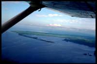 Sull'aereo verso Samanà. Repubblica Dominicana 1992.  - Montagnareale (3277 clic)