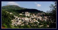 Montagnareale visto da S.Marco.  - Montagnareale (1724 clic)