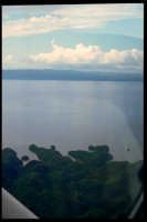 Sull'aereo verso Samaný. Repubblica Dominicana.  - Montagnareale (3160 clic)