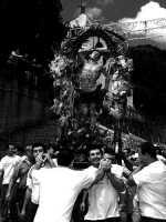 Processione in onore di S.Teodoro Martire.  - Sorrentini di patti (3883 clic)