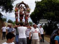 Processione in onore di S.Teodoro Martire.  - Sorrentini di patti (4180 clic)