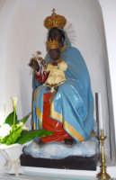 Chiesa di S.S.Francesco:Madonna col Bambino.  - Gioiosa marea (4291 clic)
