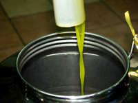 OLEIFICIO PALMERI: OLIO EXTRAVERGINE DI OLIVA PALMERI.BIANCOLILLA Acidita = 0.3-Perossidi = 10,9