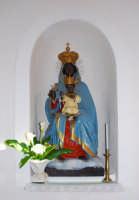 Chiesa di S.Francesco:Madonna col Bambino. DSCC_00032  - Gioiosa marea (3831 clic)