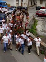 Processione in onore di S.Teodoro Martire.  - Sorrentini di patti (5674 clic)