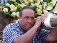 Processione M.S.S.D.Grazie 2003. Silvio.  - Montagnareale (3451 clic)