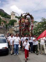 Processione in onore di S.Teodoro Martire.  - Sorrentini di patti (5296 clic)