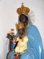 Chiesa di S.Francesco:Madonna col Bambino. DSC_0035b  - Gioiosa marea (4330 clic)