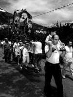 Processione in onore di S.Teodoro Martire.  - Sorrentini di patti (3837 clic)
