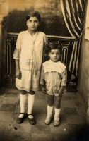 Vecchie foto:Carmela e Domenico Niosi.  - Montagnareale (4271 clic)