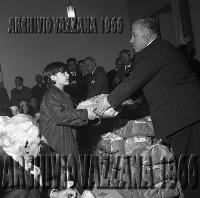 Archivio Vazzanana-1966/6746-Prima festa del socio della Società operaia di Patti (8793 clic)