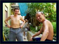 Gianmarco e Piero Palmeri.  - Montagnareale (3108 clic)