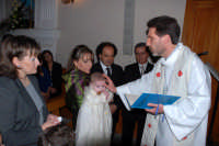 Il Battesimo Di Giorgio Sidoti.  - Montagnareale (2594 clic)