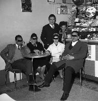 ARCHIVIO VAZZANA/1964/5294/il Bar Maiorana   - Montagnareale (3803 clic)