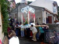 S.Sebastiano:Processione.  - Montagnareale (2160 clic)