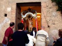 S.Sebastiano:Processione.  - Montagnareale (2064 clic)