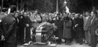 Funerale di Mastru Pippinu Palmeri,Fabbro.  - Montagnareale (3740 clic)