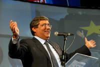 Il Presidente della regione Siciliana Cuffaro. DSC_2822.  PALERMO Pippo Palmeri