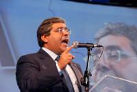 Il Presidente della regione Siciliana Cuffaro. DSC_2810 PALERMO Pippo Palmeri