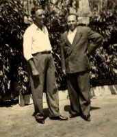 Vecchie foto:Giuseppe Spinella e Gaglio Nunzio.  - Montagnareale (3769 clic)