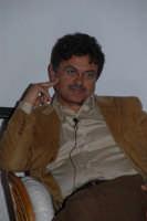 Lo scrittore e Filosofo Marcello veneziani nel centro sociale di S.Sebastiano alla presentazione del suo ultimo libro LA SPOSA INVISIBILE DSC_1941  - Montagnareale (2432 clic)