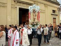 Processione di S.Sebastiano.  - Montagnareale (2027 clic)