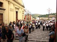 Processione di S.Sebastiano.  - Montagnareale (1940 clic)
