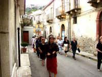 Processione di S.Sebastiano.  - Montagnareale (1935 clic)