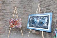 Taormina arte EXPO luglio 2007- due opere di Pippo Palmeri  - Taormina (2190 clic)