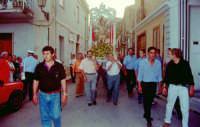 processione S.Sebastiano.  - Montagnareale (2462 clic)