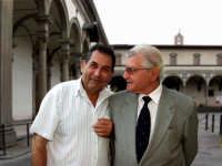 Carmelo e Don Tino.  - Montagnareale (2716 clic)