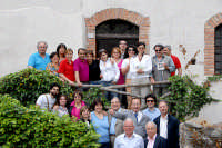 foto di gruppo  - Montagnareale (6593 clic)