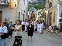 Processione di S.Sebastiano.  - Montagnareale (1949 clic)