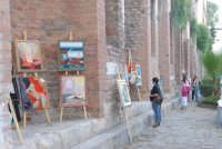 Taormina arte EXPO luglio 2007- giardino delle Naumachie  - Taormina (2108 clic)