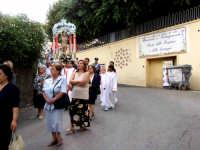 Processione di S.Sebastiano.  - Montagnareale (1931 clic)