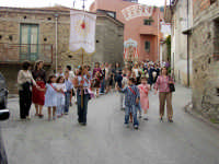 Processione di S.Sebastiano.  - Montagnareale (2082 clic)