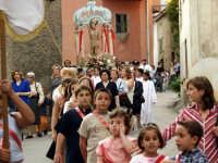 Processione di S.Sebastiano.  - Montagnareale (2262 clic)