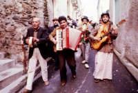 Da sin.Don Nino Cappadona,Antonio pontillo e Antonio Cappadona.  - Montagnareale (3767 clic)