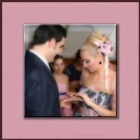 Matrimonio Donatella e Oscar-DSC_2600 Scambio degli anelli.  - Montagnareale (3604 clic)