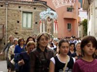 Processione di S.Sebastiano.  - Montagnareale (2034 clic)