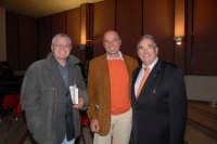 centro Sociale di S.sebastiano:lo scrittore Nino Casamento,il compagno della giornalista Rula Jebreal e il sindaco di Montagnareale Nino Sidoti. DSC_2424  - Montagnareale (3274 clic)