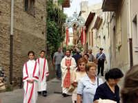 Processione di S.Sebastiano.  - Montagnareale (1890 clic)