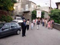 Processione di S.Sebastiano.  - Montagnareale (1933 clic)